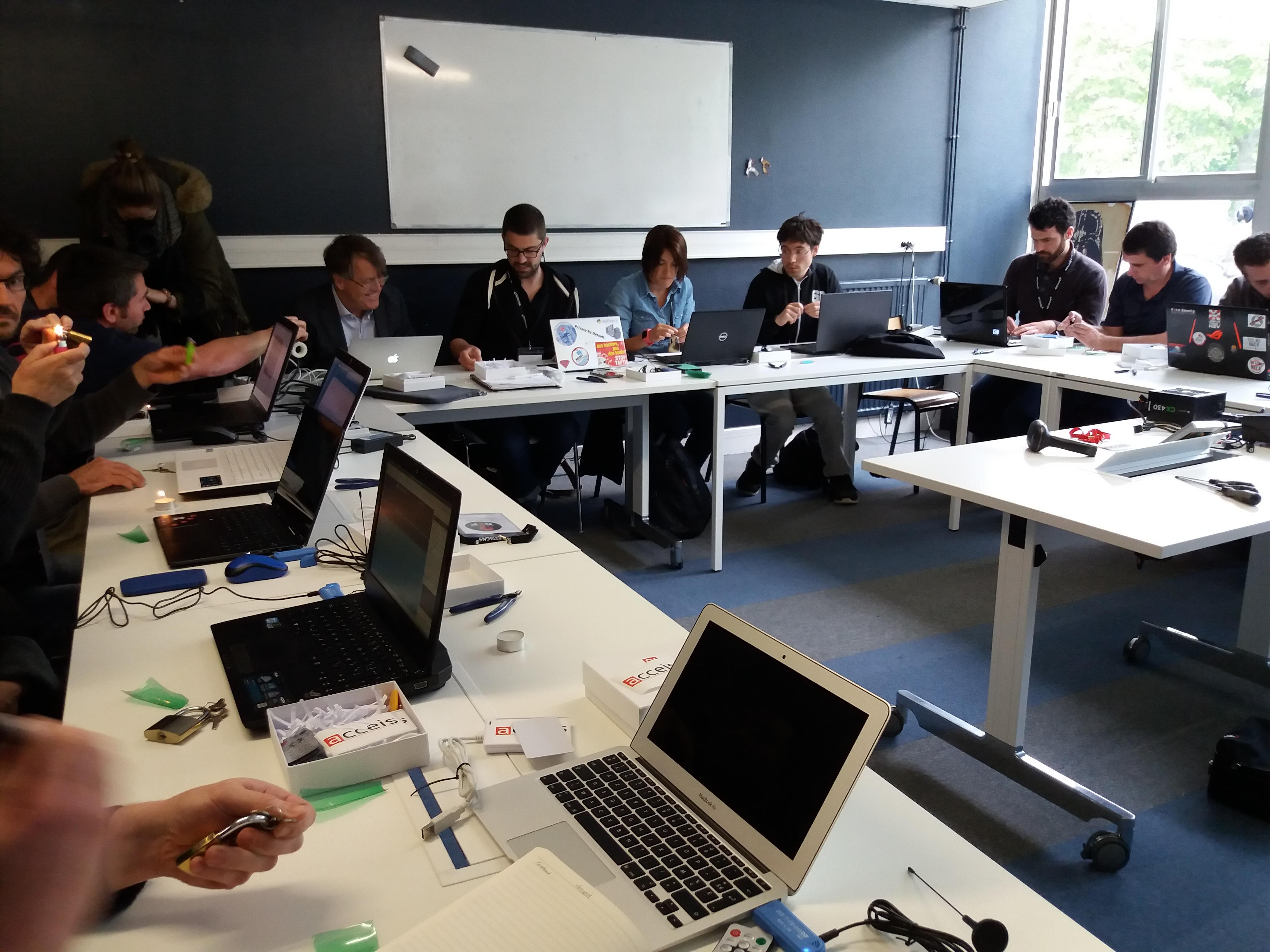 Le Breizh CTF, 12 heures de compétition informatique pour des