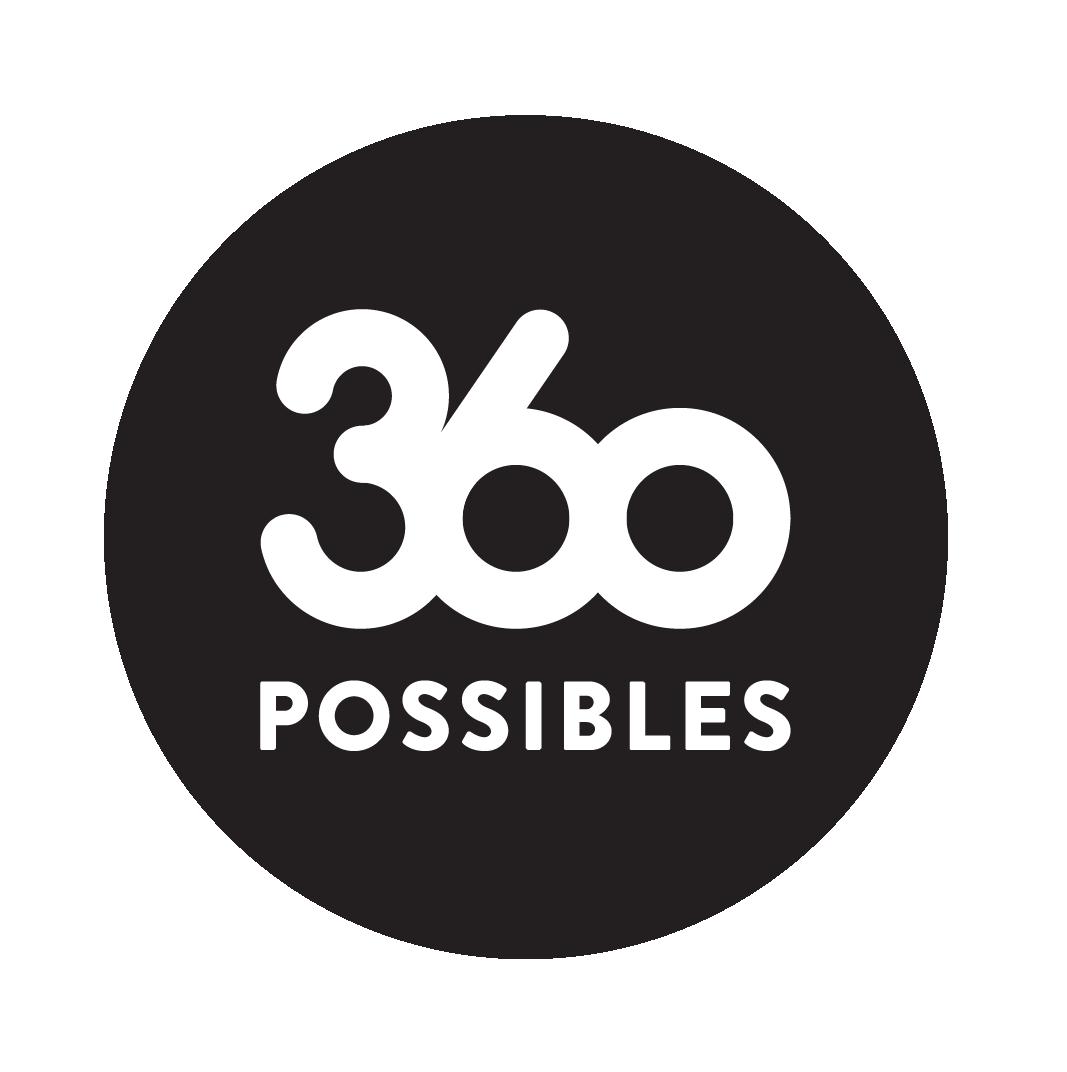 Logo 360 possibles