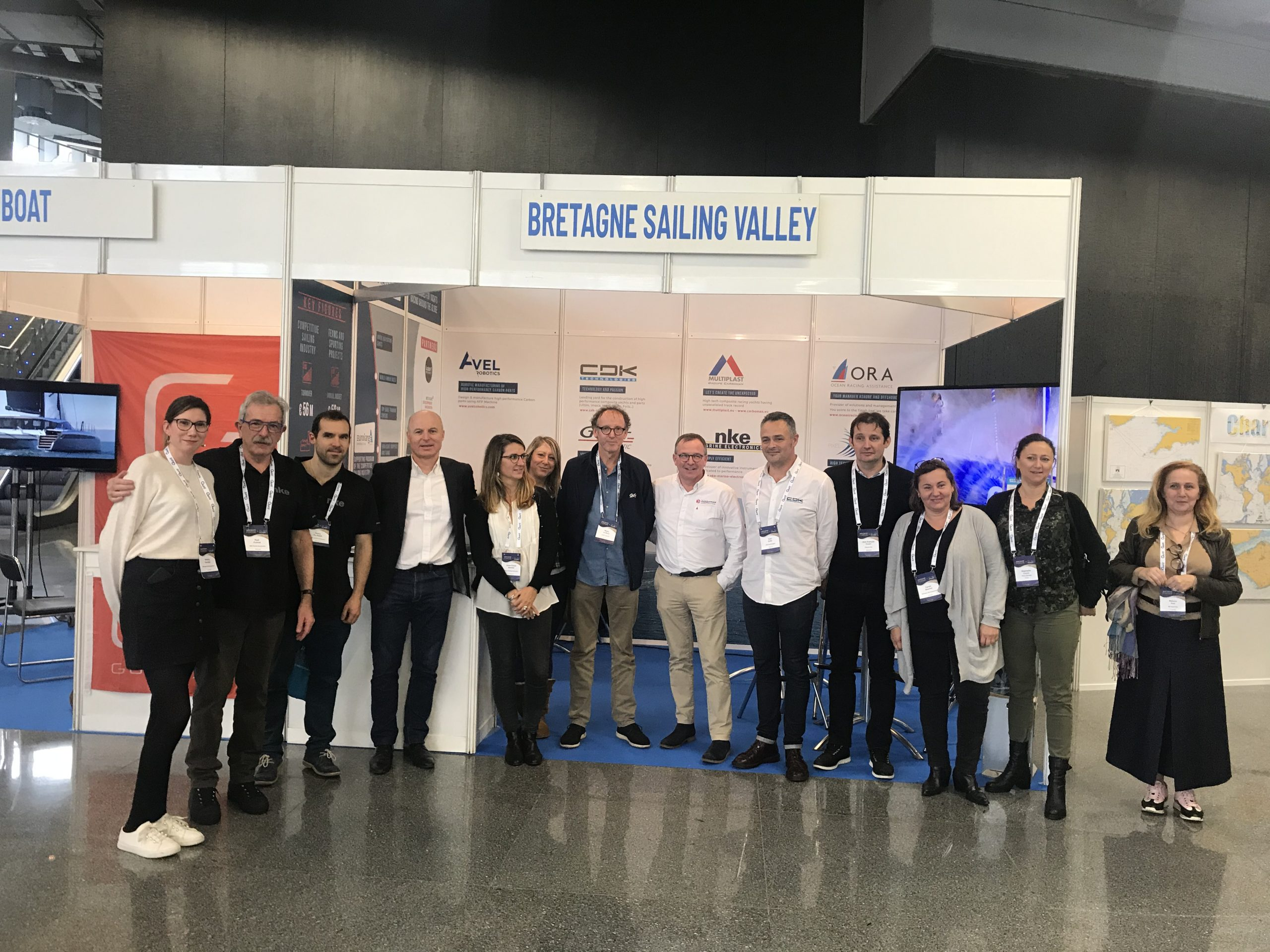 stand bretagne sailing valley yacht racing forum Bilbao 2019