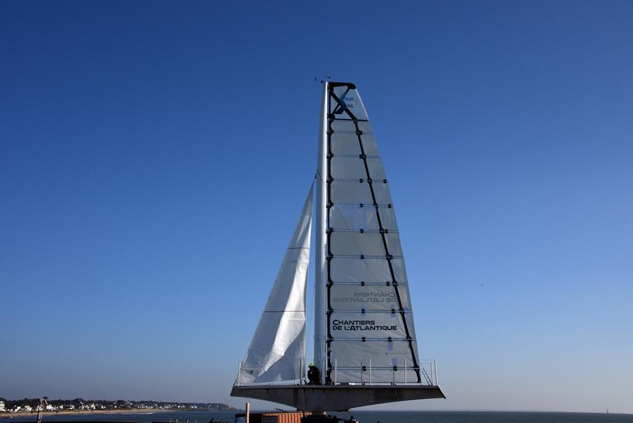 Projet Solid Sail