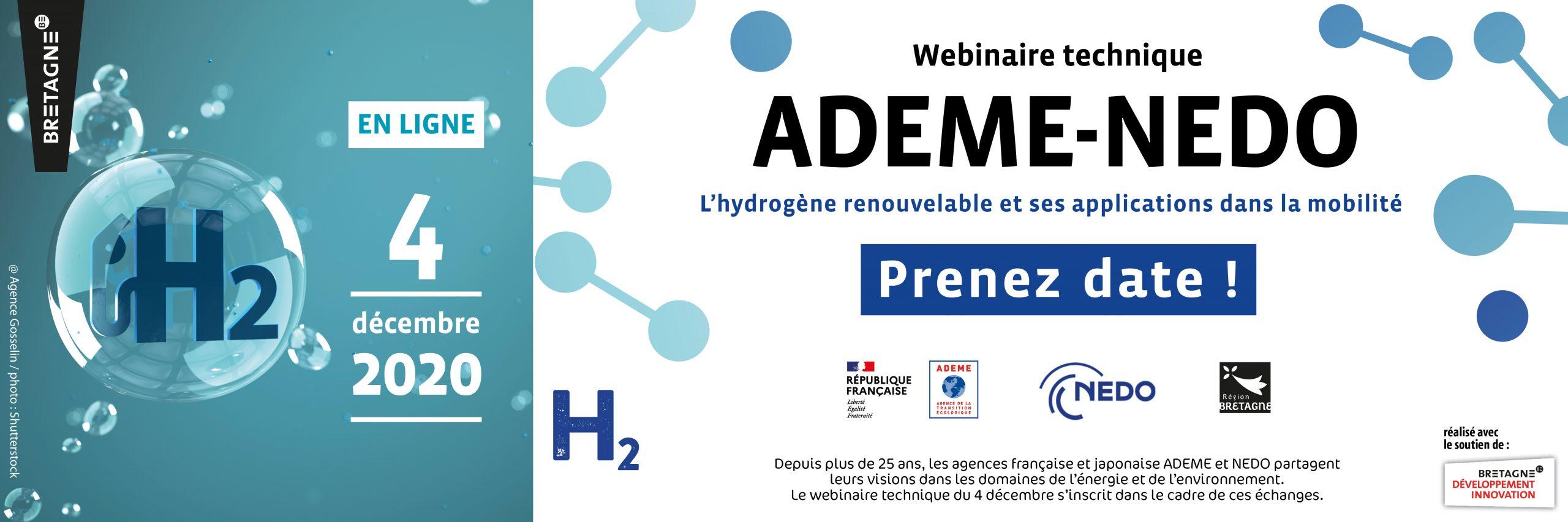 Séminaire ADEME-NEDO 4 décembre 2020