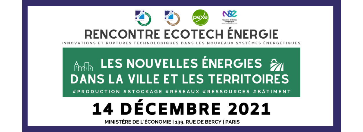 Rencontre Ecotech Énergie